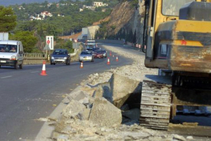 Ανησυχία για την κατασκευή παράκαμψης στο δρόμο Γυθείου-Αρεόπολης